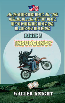 Book 5: Insurgency Cover