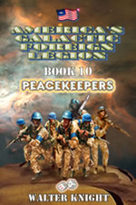 Book 10: Peacekeepers Cover
