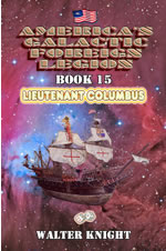 Book 15: Lieutenant Columbus Cover