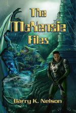 The McKenzie Files Cover